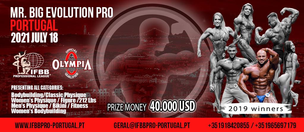 Ifbb Pro Portugal