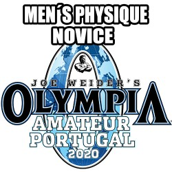 OA.20 Men's Physique NOVICE
